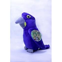 Plyšový Papoušek Ara...