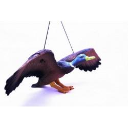 Gumová Letící Kachna