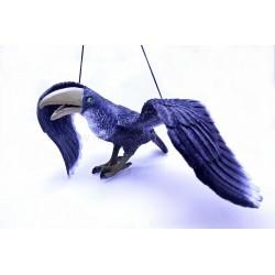 Gumový Letící Krkavec